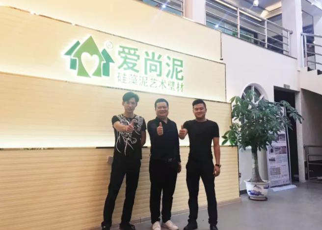 11月04日,惠州水口陈总签约为优德88casino泥经销商,特此祝贺!